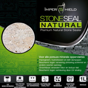 StoneSeal Natural 01 ltr